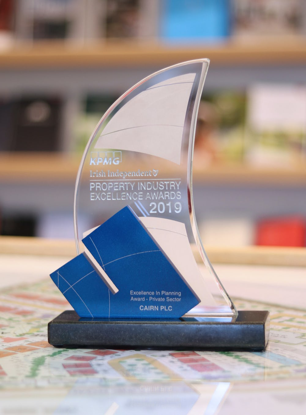Excellence in Planning Award 2019
