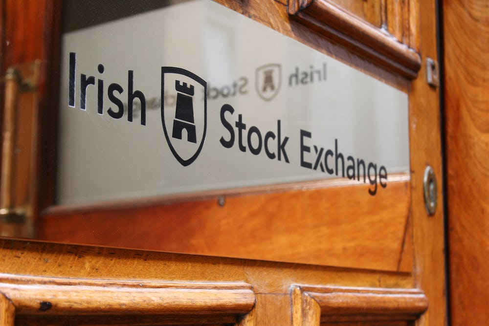 Irish Stock Exchange Listing