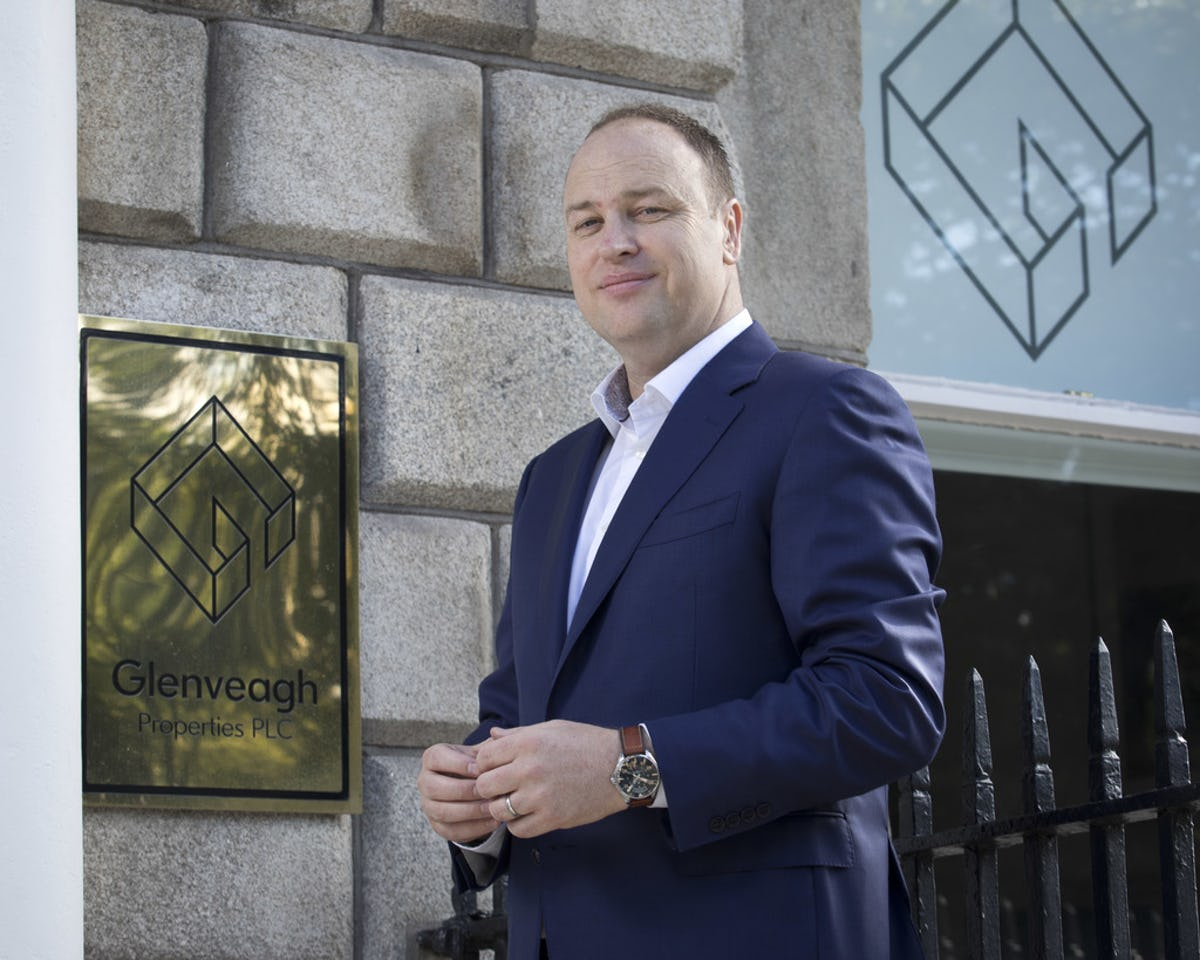 Glenveagh Properties PLC announces changes to executive leadership and two new non-executive director appointments
