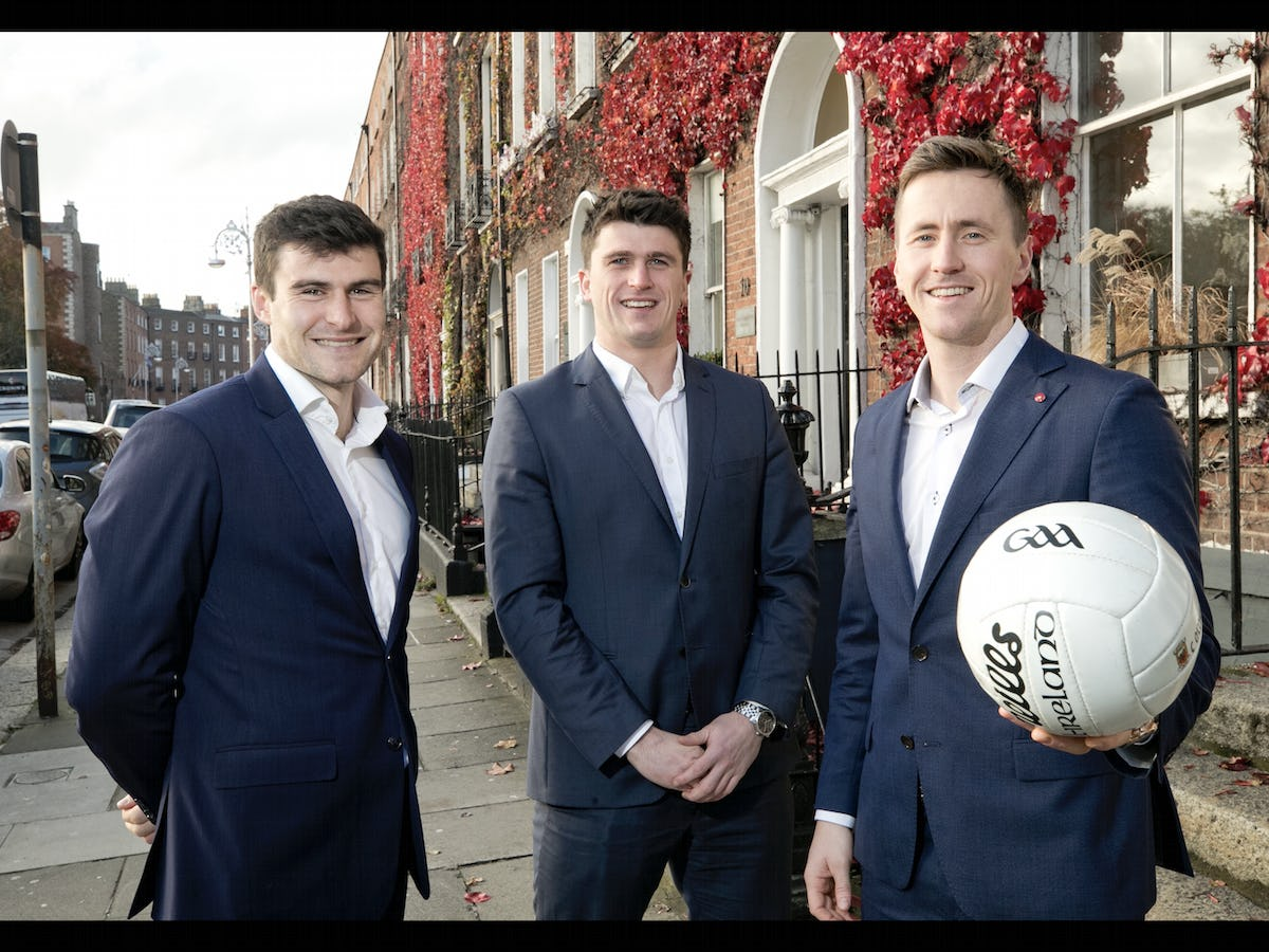 Mayo GAA's Cillian O'Connor launches new specialist finance and accounting recruitment firm