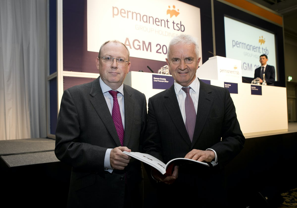 PTSB Publishes Trading Update Ahead Of AGM