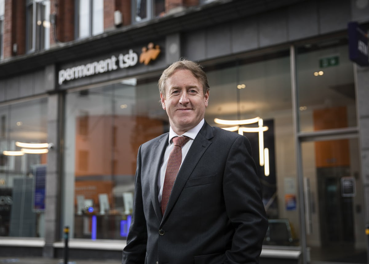 Permanent TSB Group Holdings plc announce the  appointment of Mr. Eamonn Crowley as Chief Executive Officer