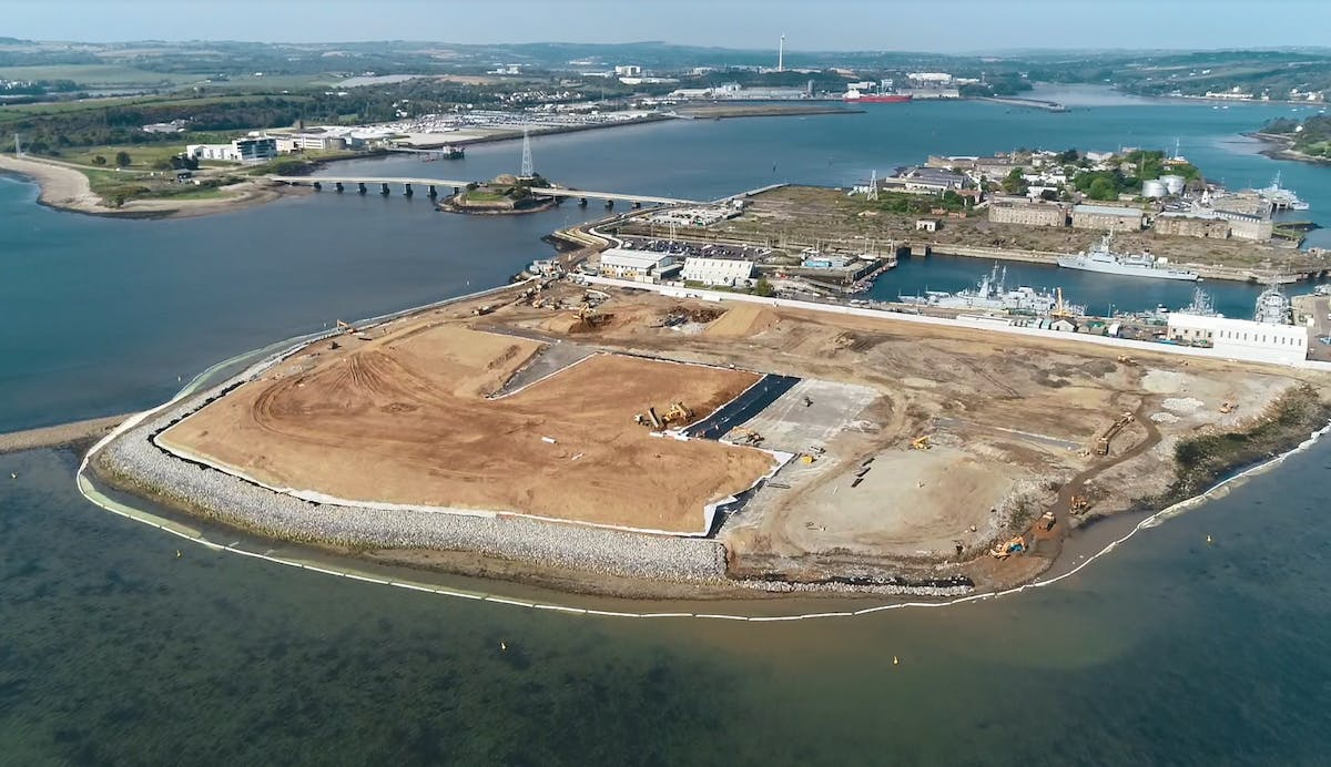 Haulbowline Remediation