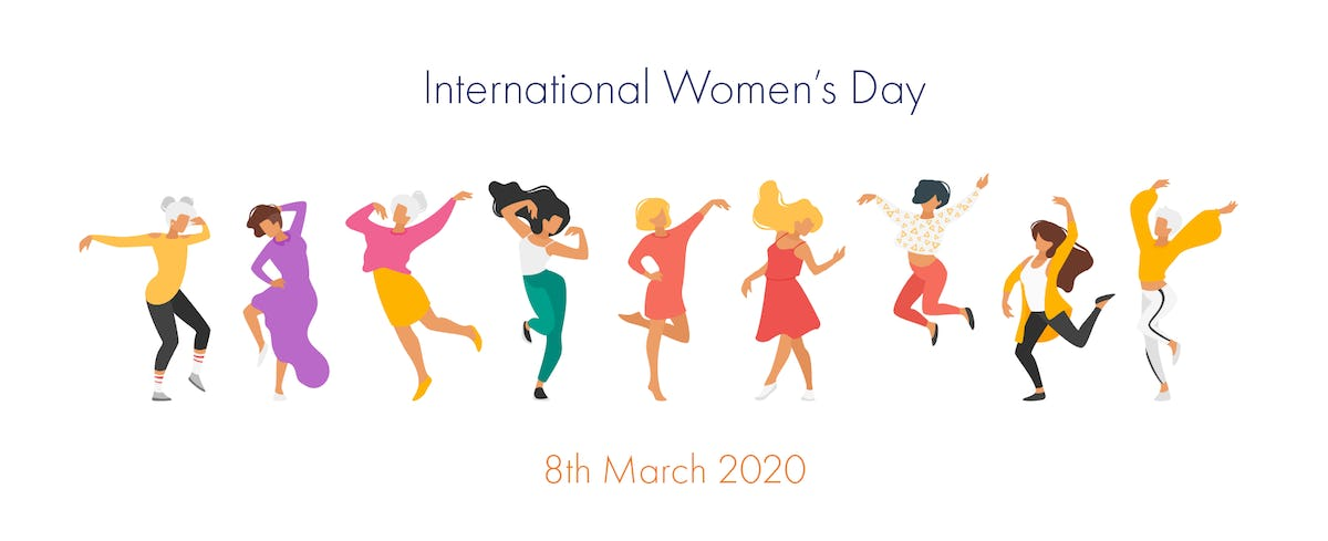 Happy International Women's Day 2020!