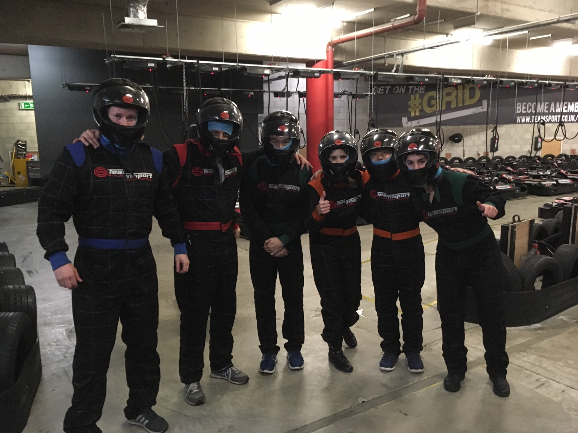 Go-Karting Fun in Manchester