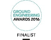Ground Engineering Awards 2016