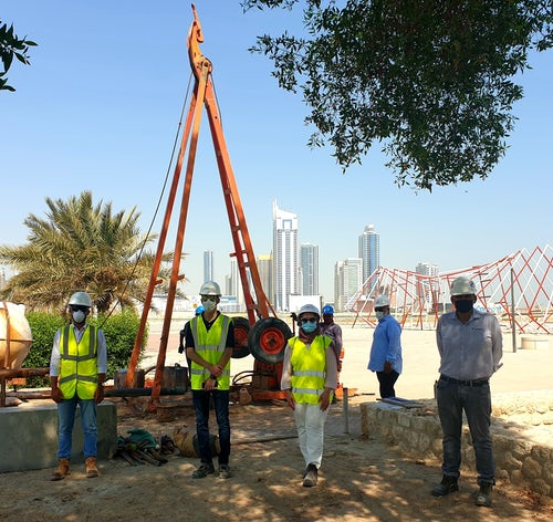 Investing In Our People: Bahrain Site Visit