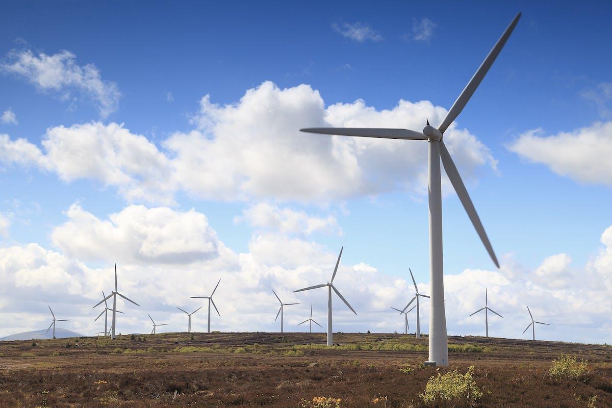 Glenconway Wind Farm