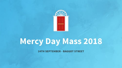 Mercy Day Celebrations: Watch the Livestreams Here