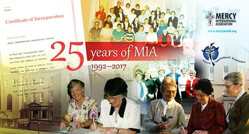 Events Celebrating 25 years of MIA