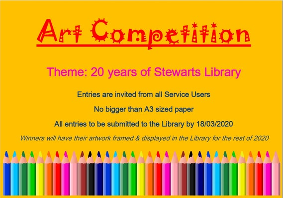 Library Art Competition