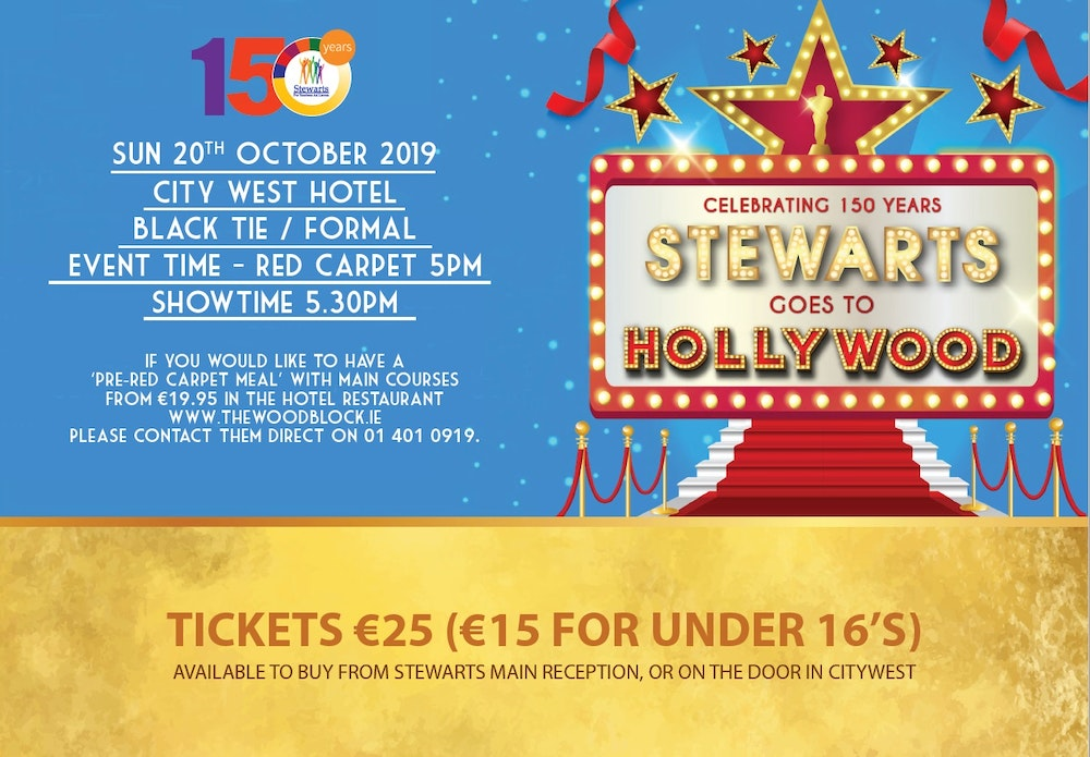 Stewarts Goes To Hollywood