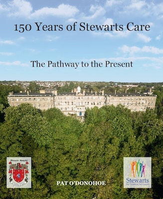 Launch of book on the history of 150 years of Stewarts Care.