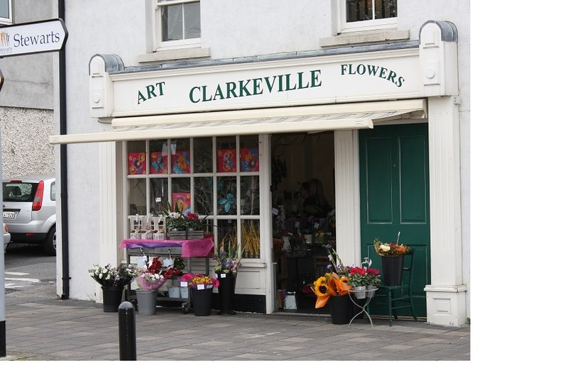 Clarkeville Art and Flowers