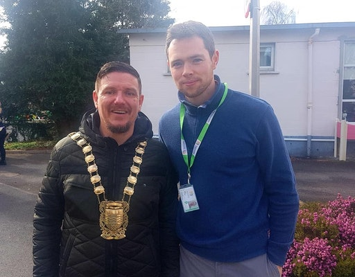 St Patrick's Day Parade 2019 in Palmerstown