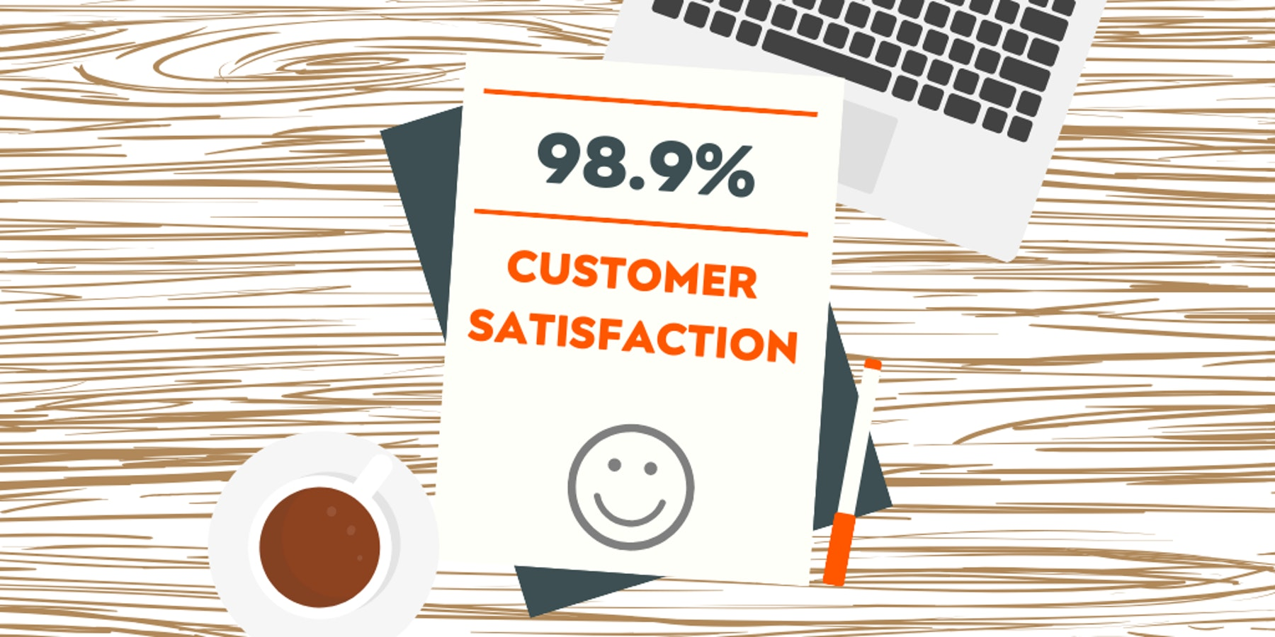Glantus Achieves 98.9% Customer Satisfaction in 2018