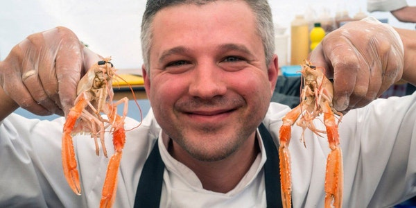 The Dublin Bay Prawn Festival