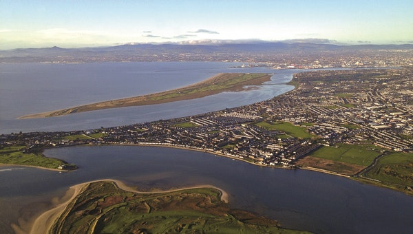 Irish Times - New Dublin bay Biosphere