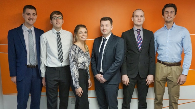 Exam success at HB&O as a record number of Trainee Accountants become fully qualified