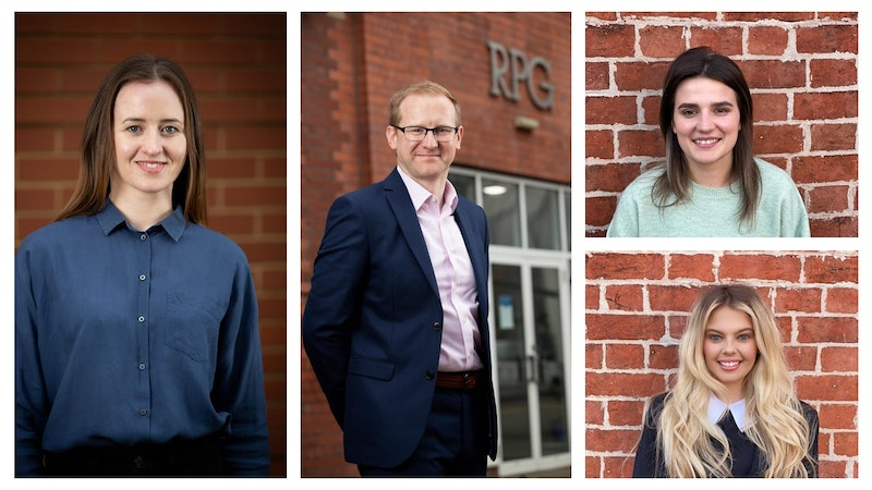 RPG Chartered Accountants announce a bumper crop of new appointments.