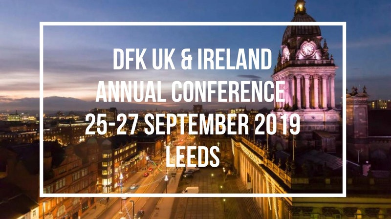 DFK UK & Ireland sees Double Delegates
