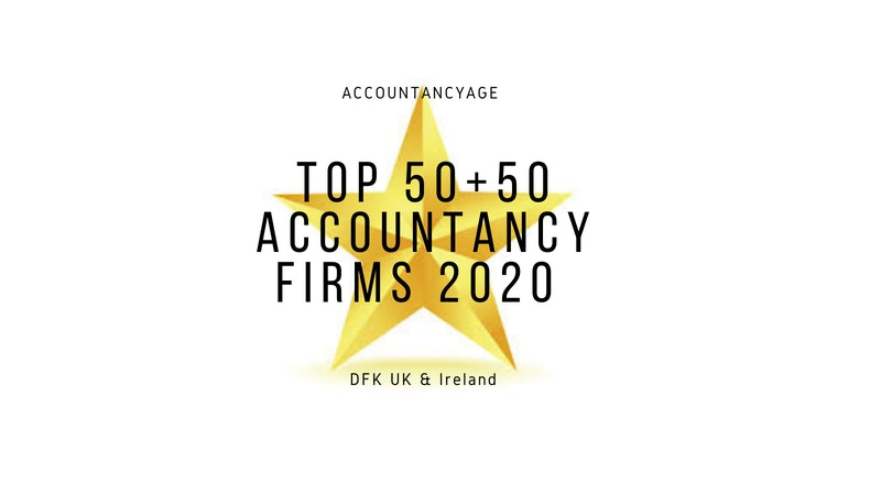 DFK FIRMS IN THE UK'S TOP 100