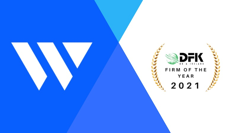 Wilson Wright named DFK UK & Ireland Firm of the Year 2021