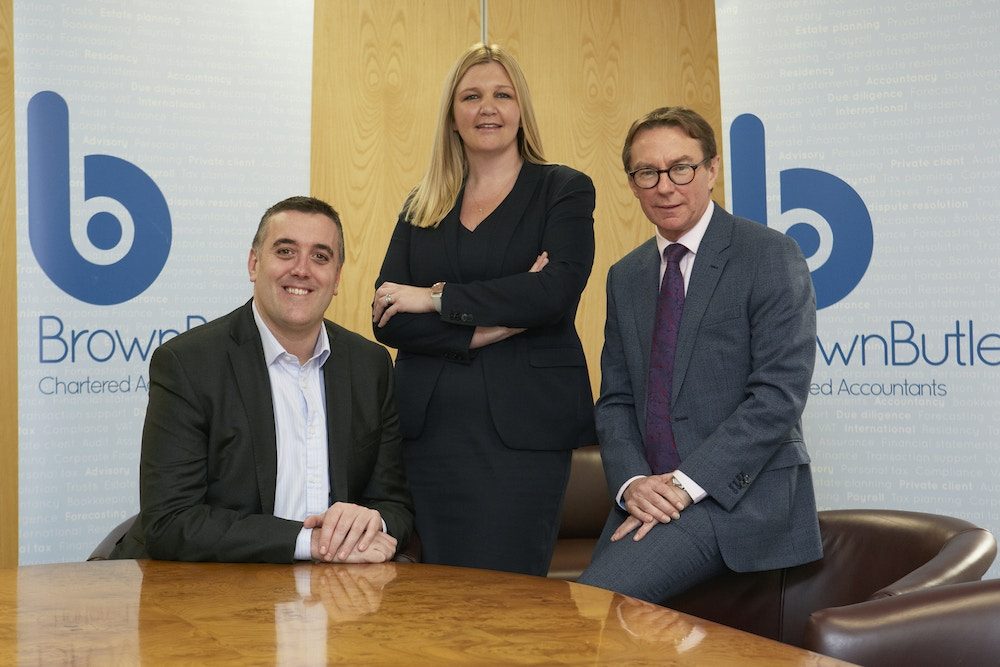 Accountants Brown Butler promote new Director to kick start 2020