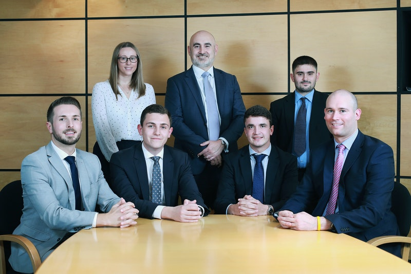 DSG announces four promotions within its corporate team