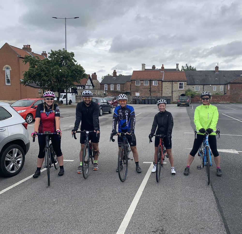 Six staff members from leading Leeds accountancy firm, Brown Butler, are to take on a tough 90-mile bike ride to raise money for Martin House Hospice for Children and Young People.
