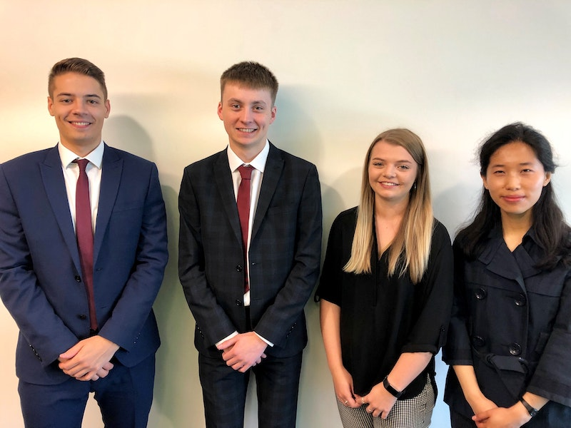 Shaw Gibbs growth continues with the appointment of five new starters