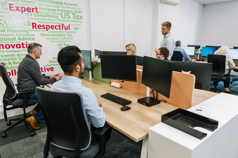 Shaw Gibbs wireless London office paves the way for remote working during lockdown