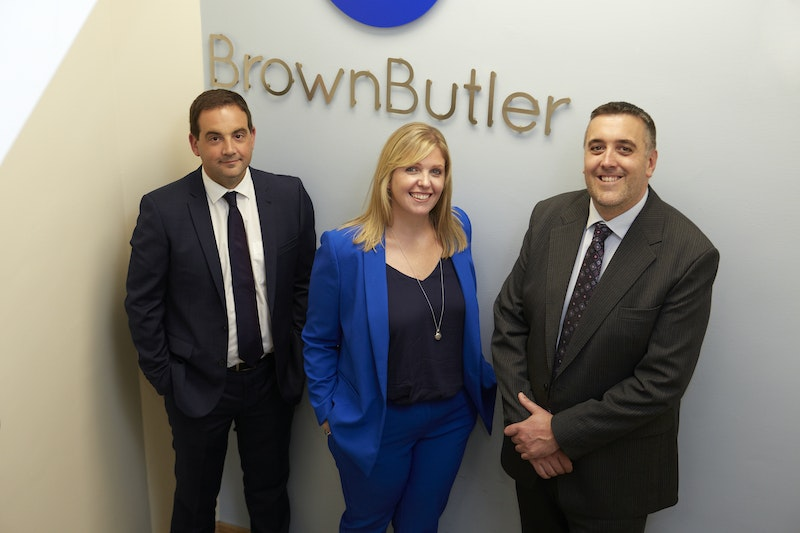 New addition to Brown Butlers Corporate Finance team