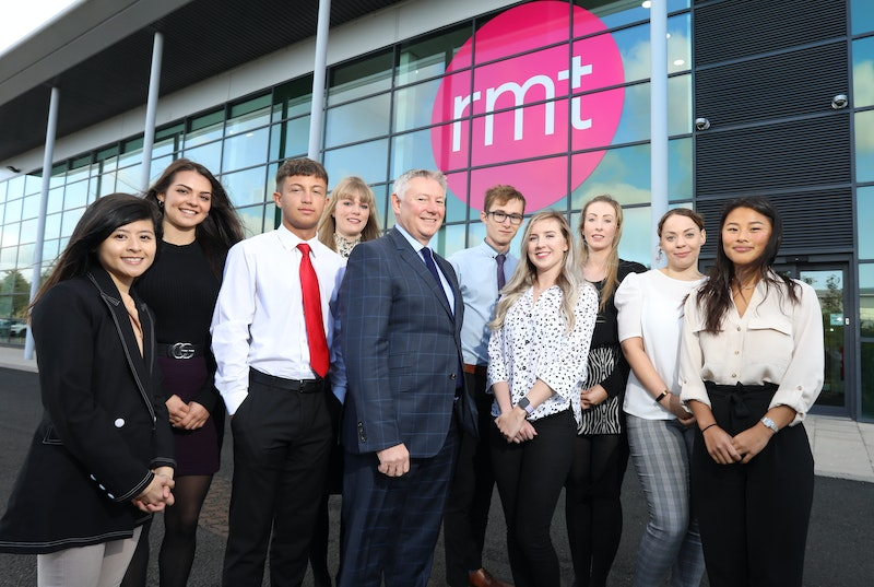 RMT Accountants scaling up with nine new recruits - and more to come