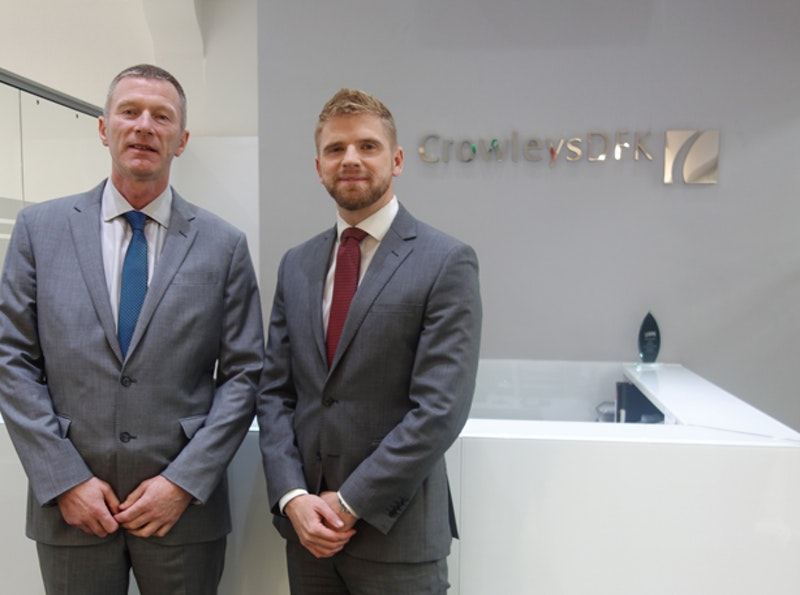 Crowleys DFK appoints new Partner to its growing firm
