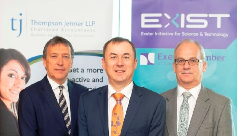 Thompson Jenner LLP back Exeter Initiative for Science and Technology