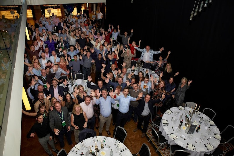 Cosmopolitan Flavour to DFK UK & Ireland's Annual Conference