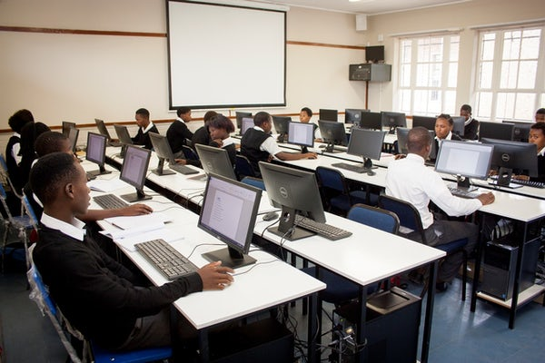 Maths and Science Development Programme, South Africa