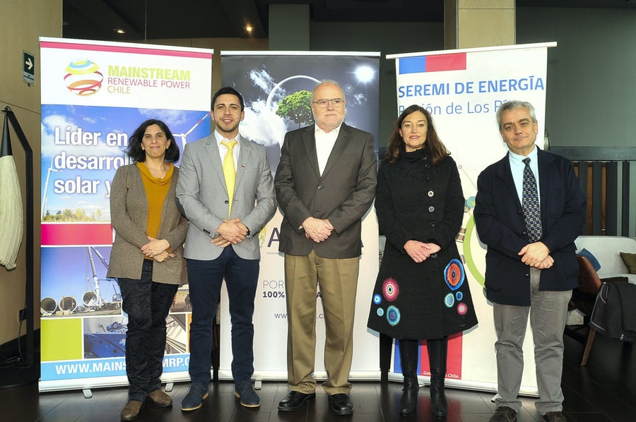 Mainstream supports renewable energy seminar in Southern Chile