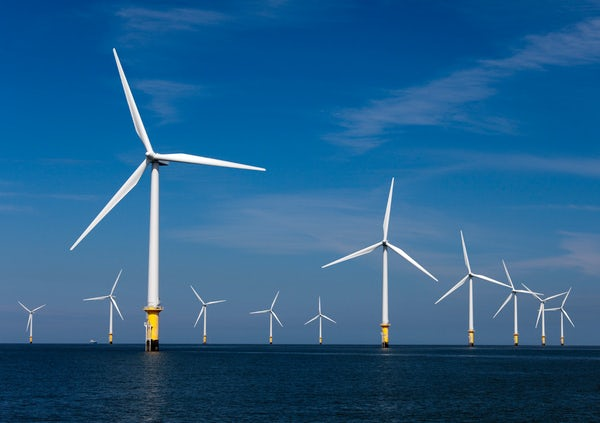 Development Consent Order (DCO) for Hornsea Project One offshore wind farm granted