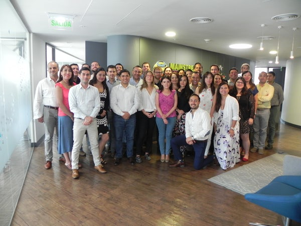 Mainstream is first energy company in Chile to achieve ISO 45001 Occupational Health and Safety Standard