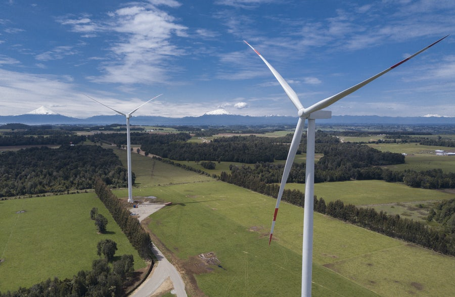 Mainstream obtains environmental approval for the Puelche Sur wind farm Project