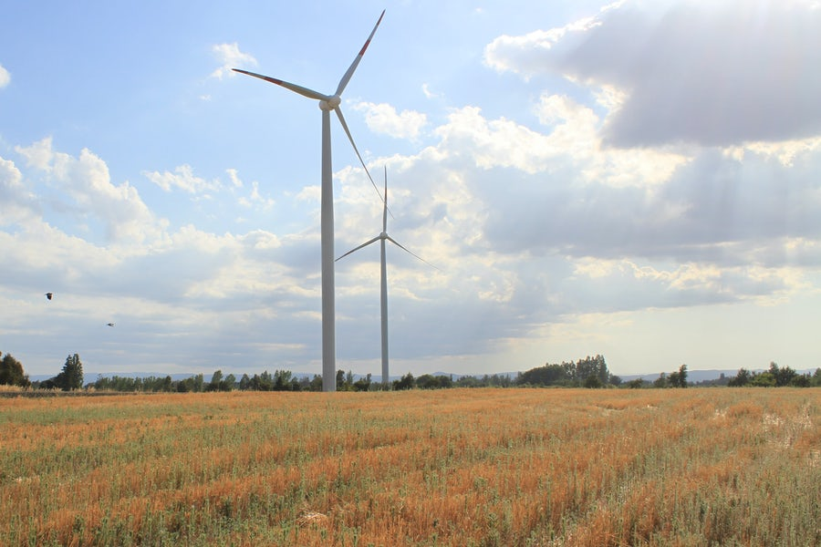 Senvion signs 340 MW conditional wind turbine contracts with Mainstream Renewable Power in Chile