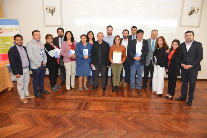 Agreement signed with rural communities in Chile
