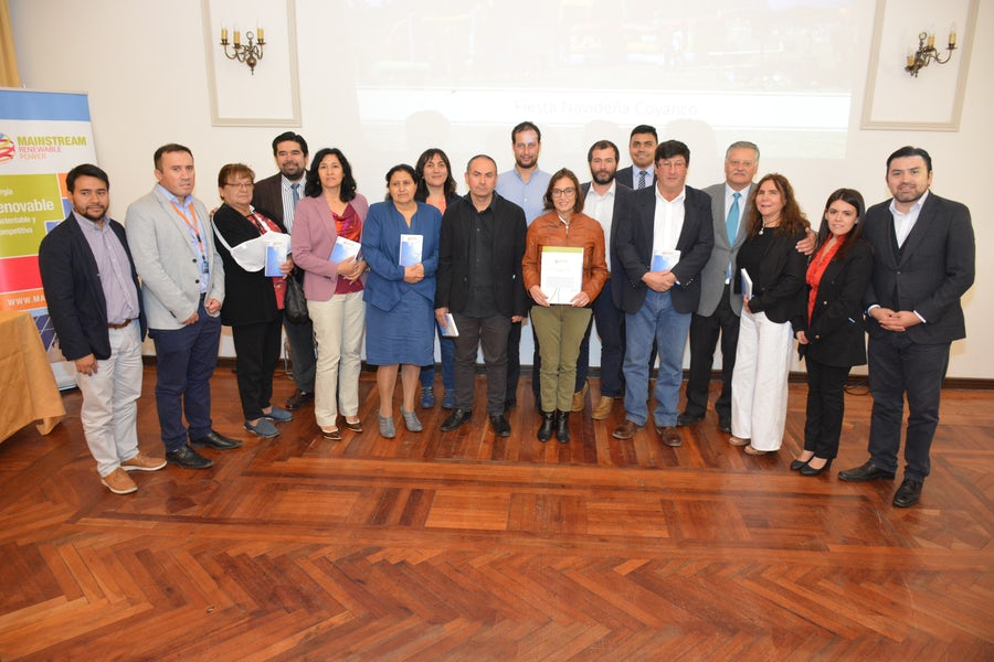 Mainstream signs long-term agreement with rural communities in the Biobío region