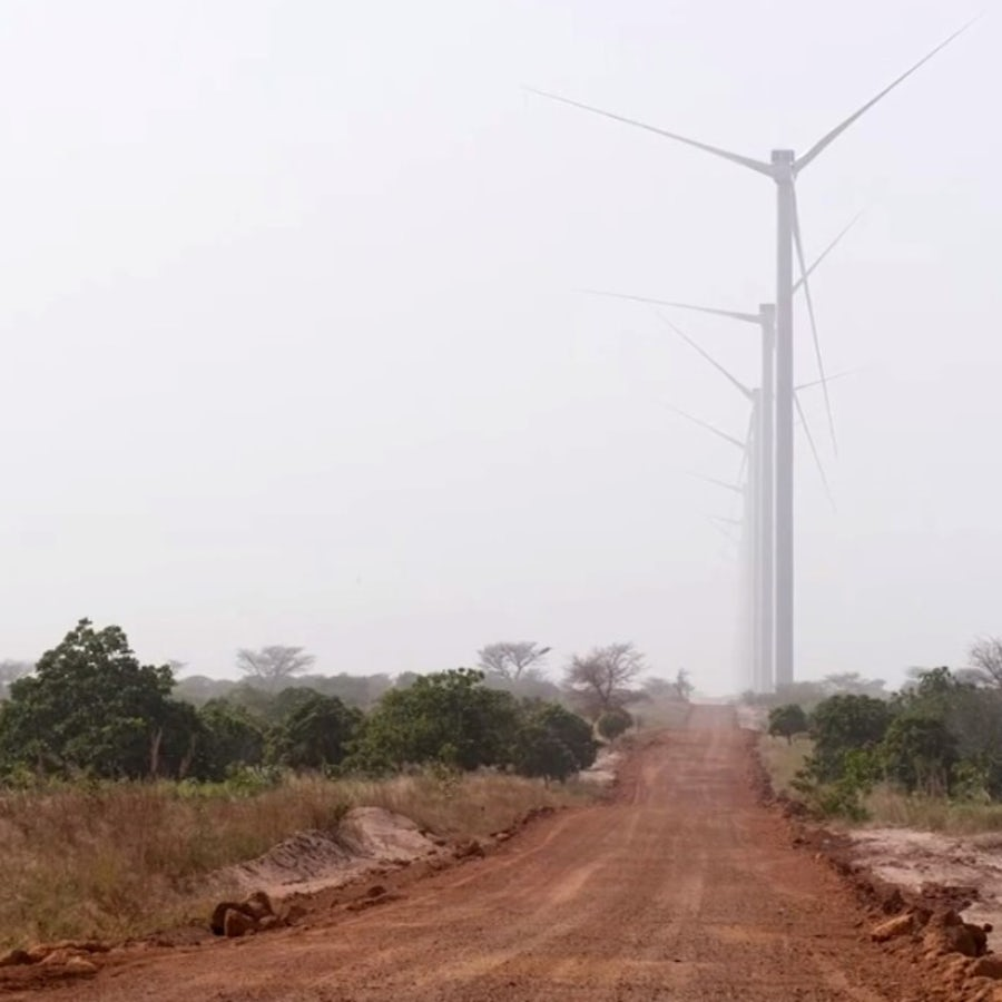 Taiba N'Diaye nears launch as West Africa's biggest wind farm