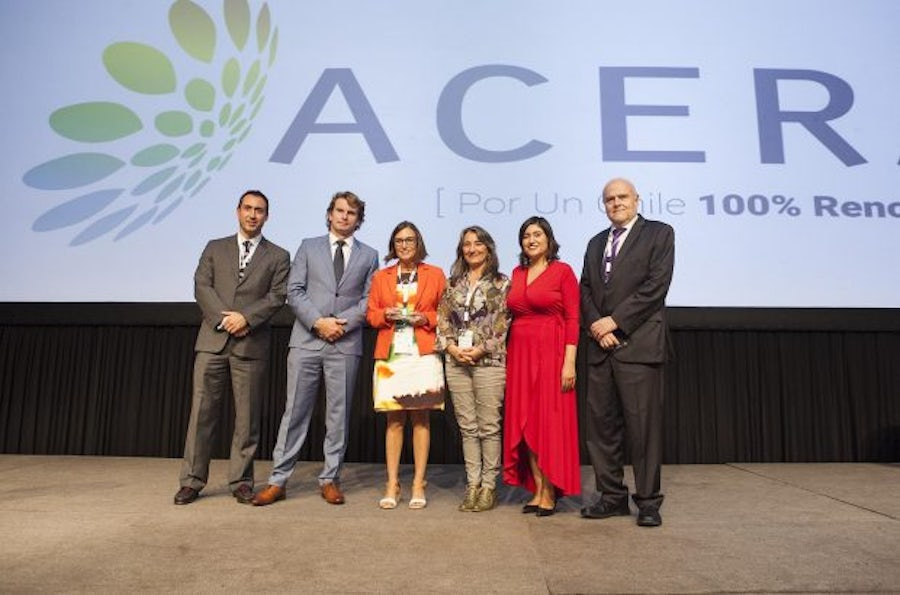 Mainstream's Alejandra Alvarez named 'Member of the Year 2019' by ACERA