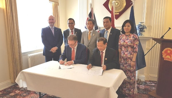Provincial Framework agreement signed