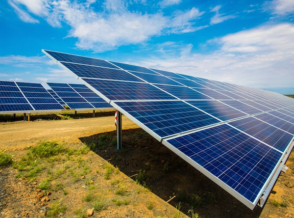 De Aar and Droogfontein solar plants unveiled in the Northern Cape