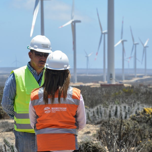 Environmental green light for 222.6MW wind farm